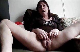 Man tar hustrun och Caled henne i munnen med porrfilmhamster stora